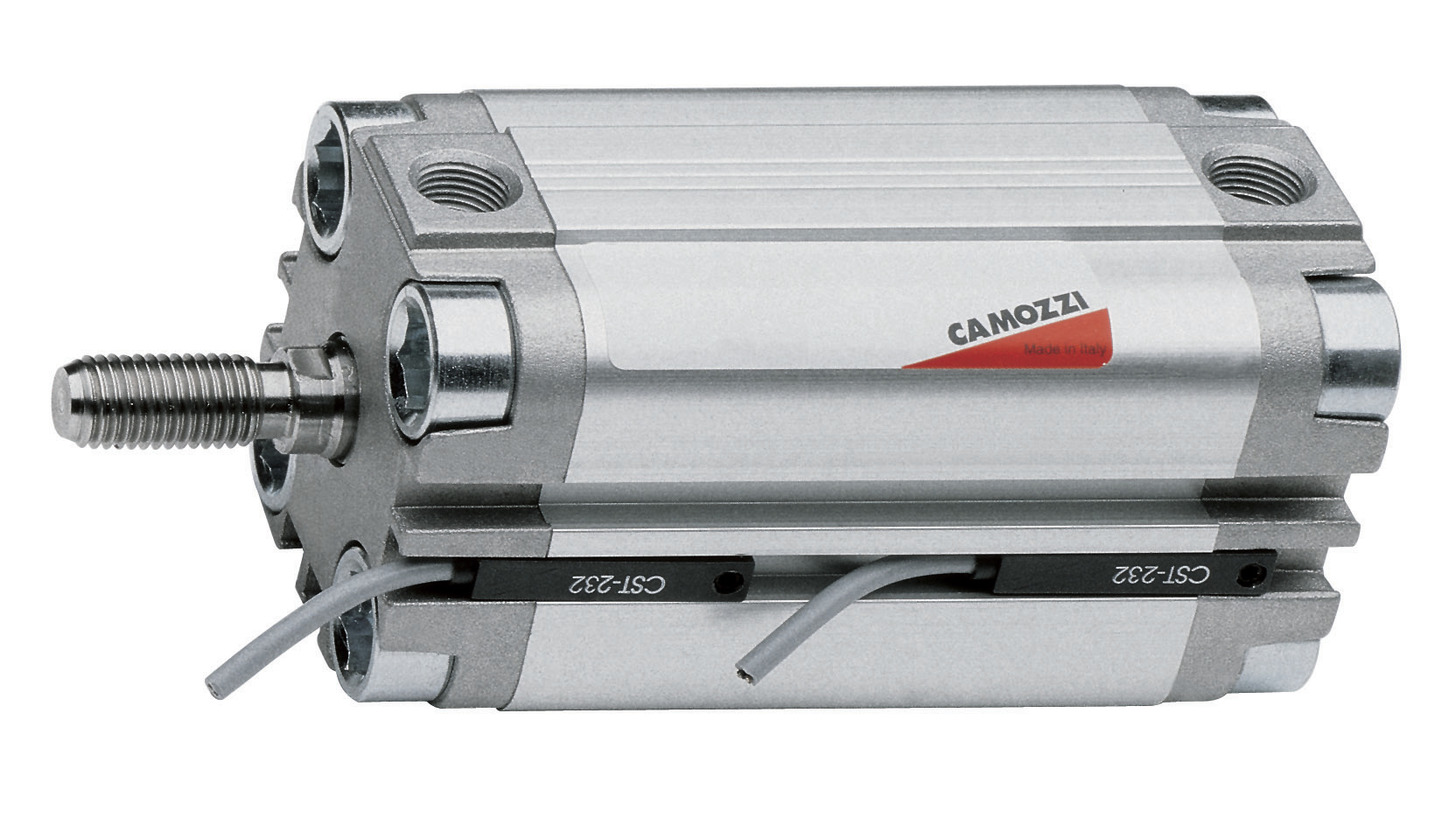 Logo Compact Cylinders