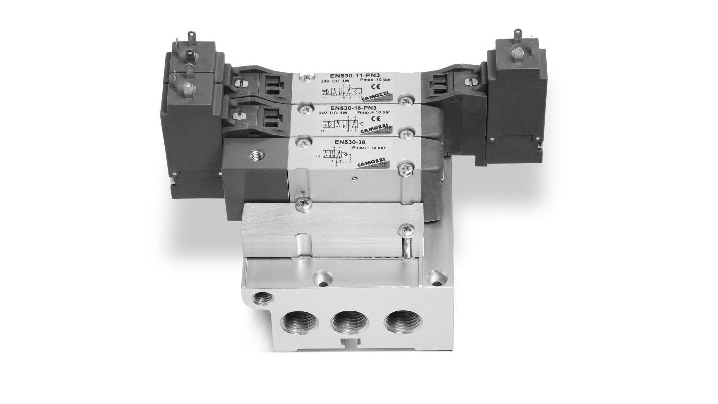 Logo Solenoid Valves/Pneumatic valves