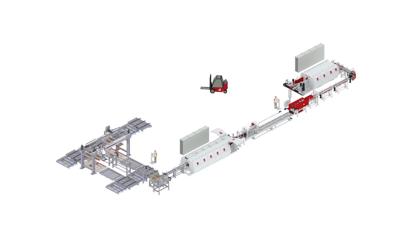 Logo Flooring machinery
