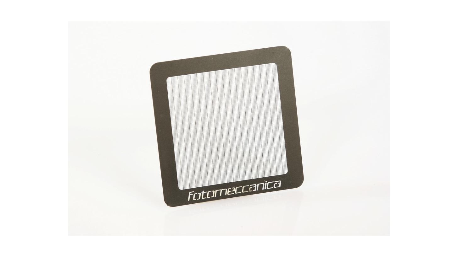 Logo Etched filter 45mmx45mm