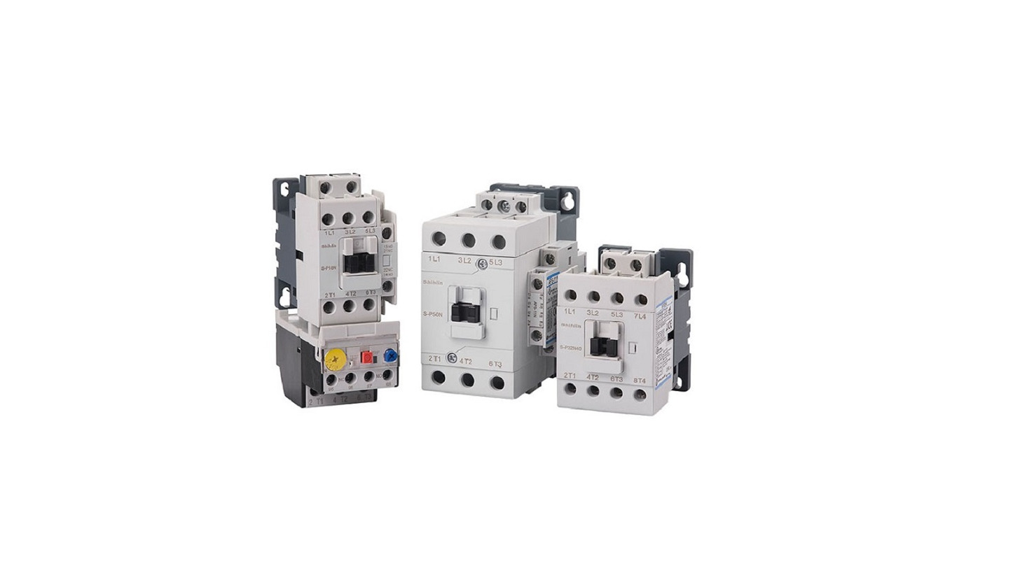 Logo Magnetic Contactor Relay