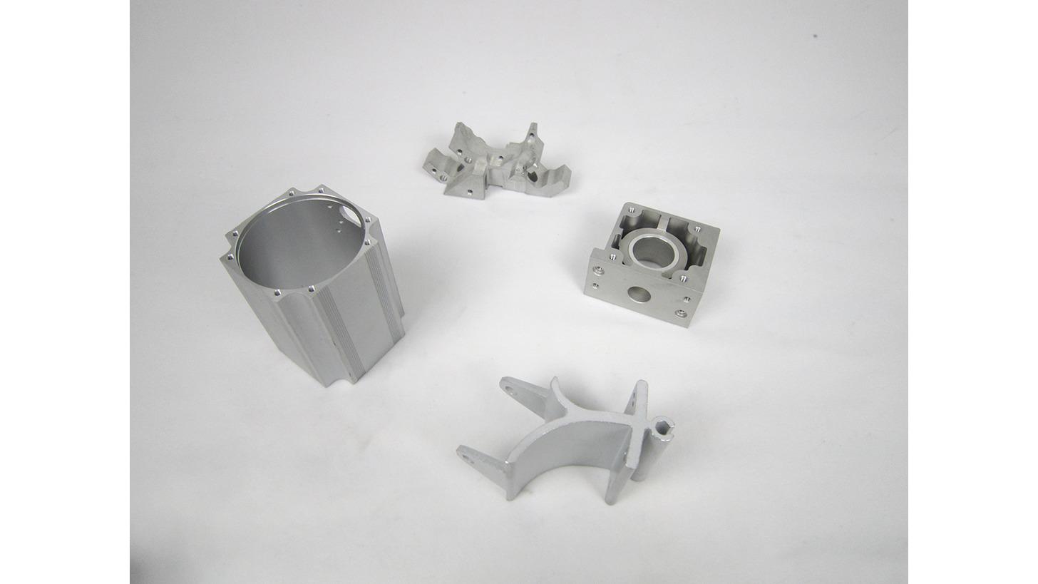 Logo CNC Precision Machined Parts