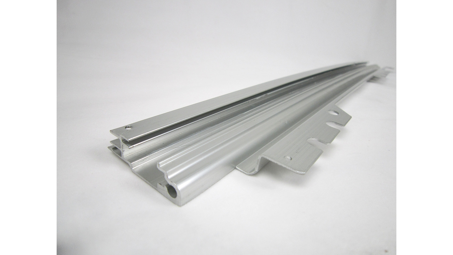 Logo Aluminum Extrusions for Automotive Appli