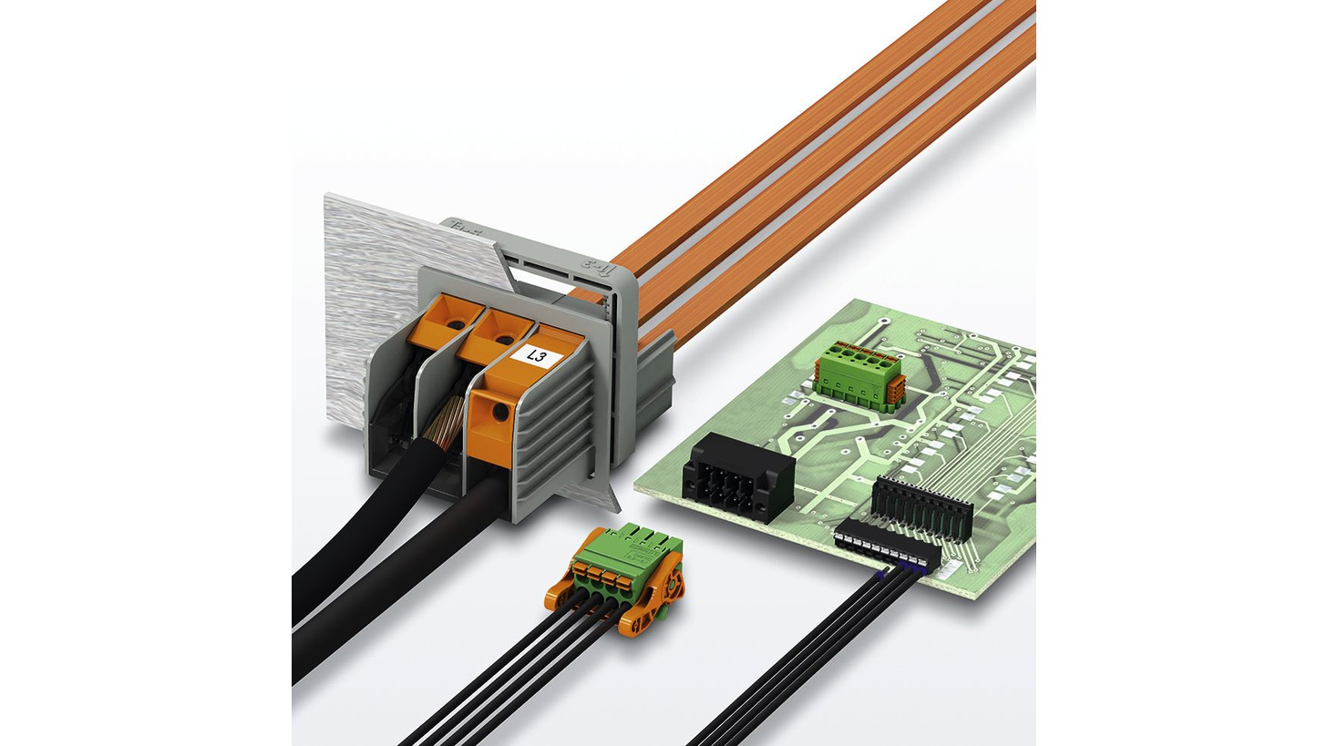 Logo PCB Terminal Blocks and PCB Connectors