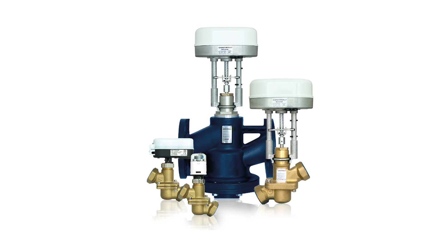 Logo Valves & Actuators