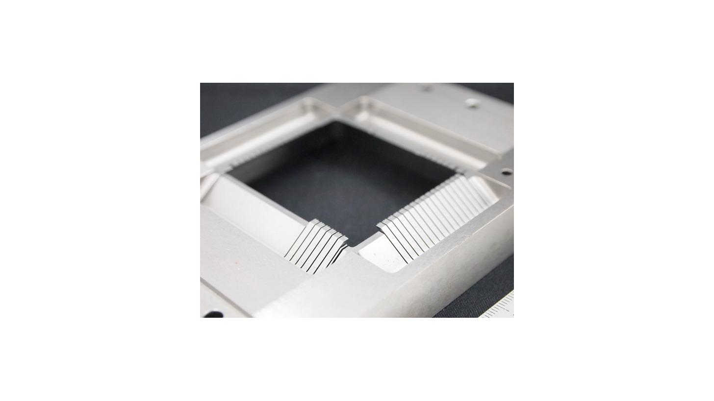 Logo Precision parts processing