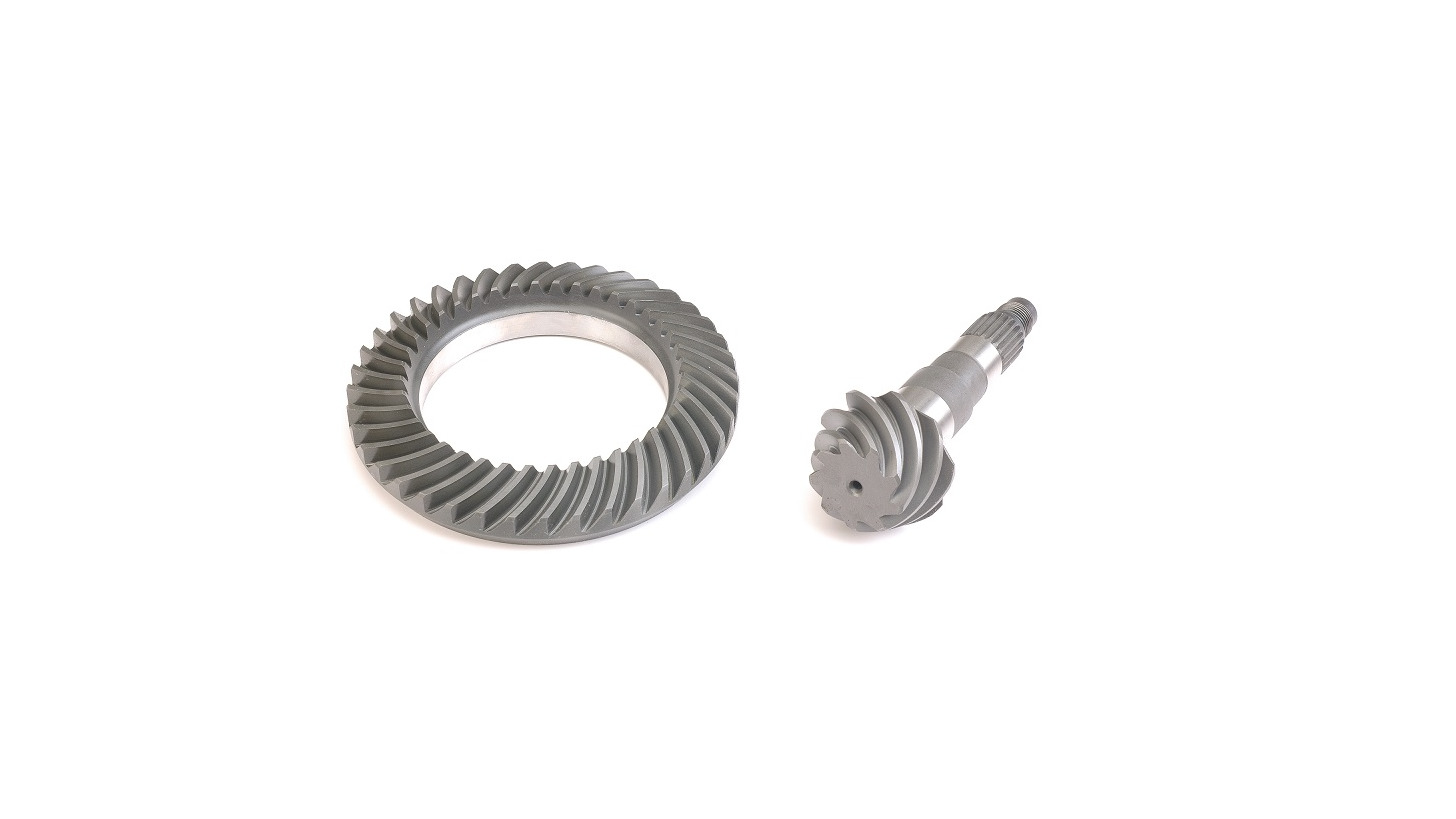 Logo Differential gear components