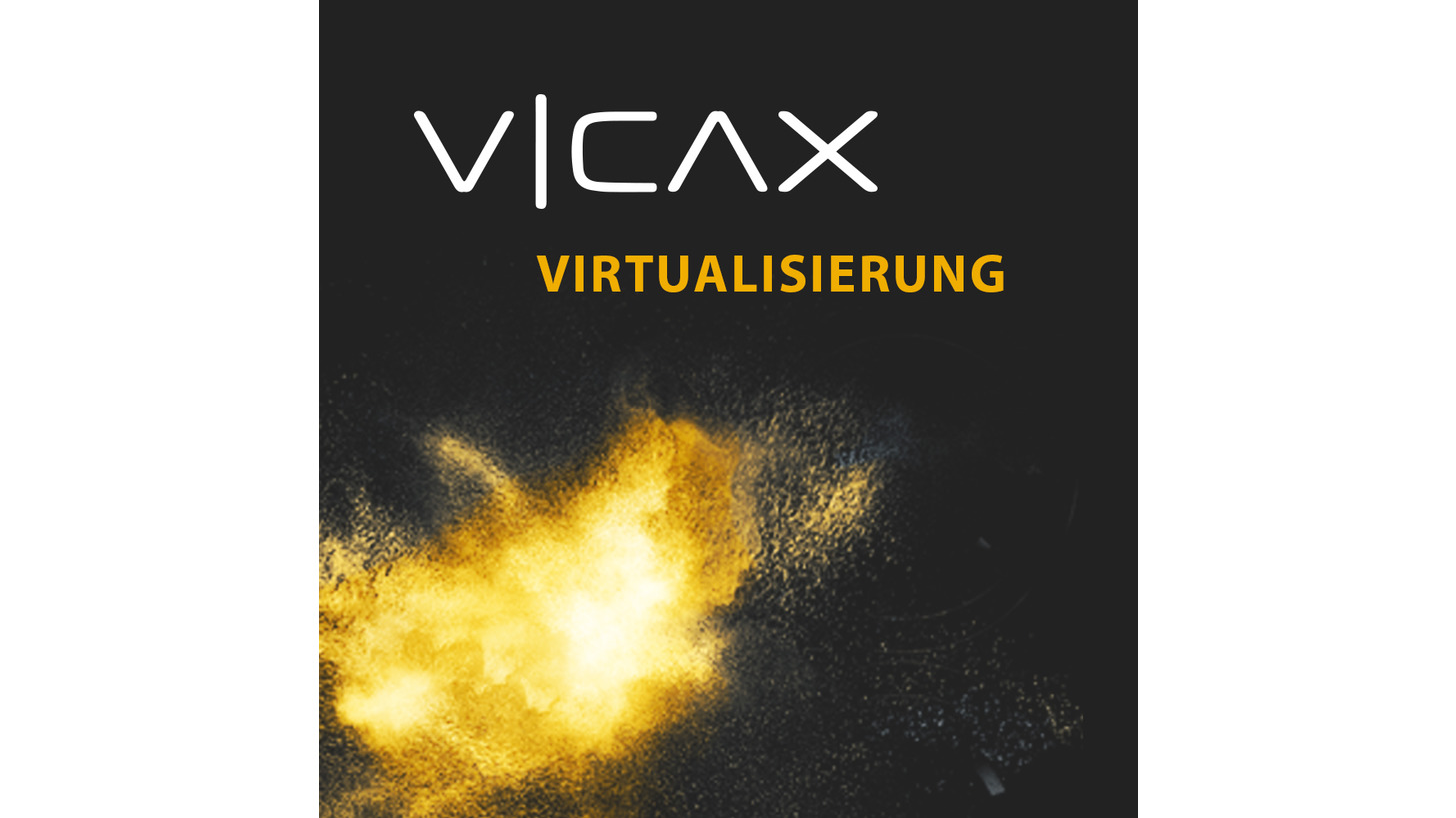 Logo Virtualization with vCAX