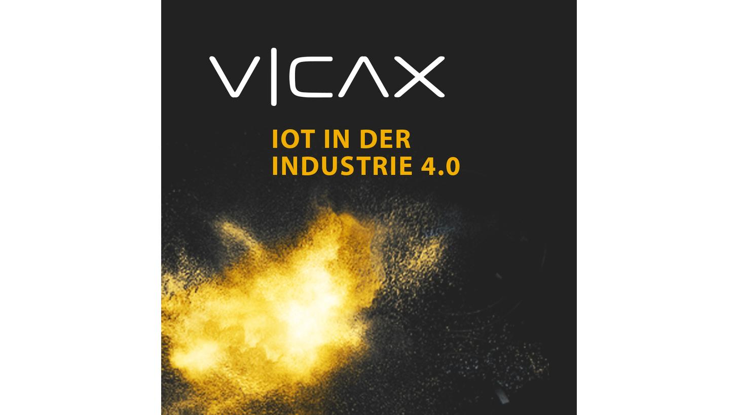 Logo Das IoT in der Industrie 4.0