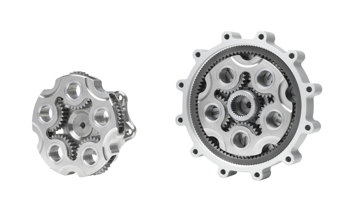 Logo Special gearheads