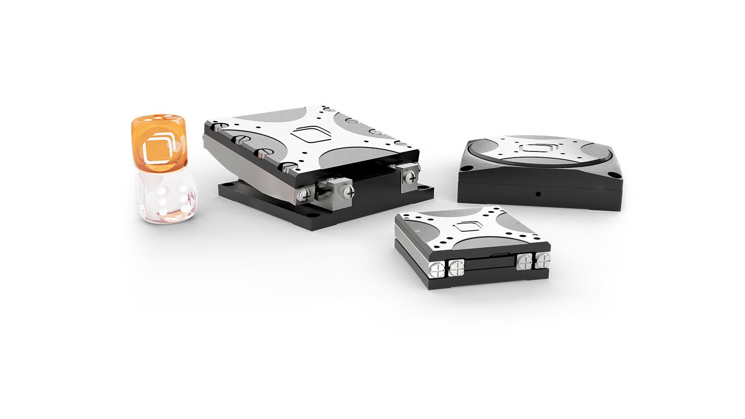 Logo Nano precise drive systems