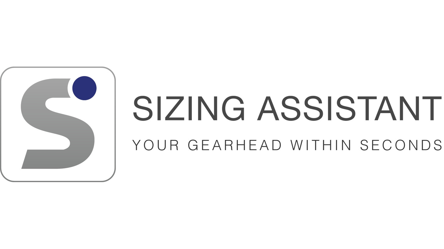 Logo SIZING ASSISTANT