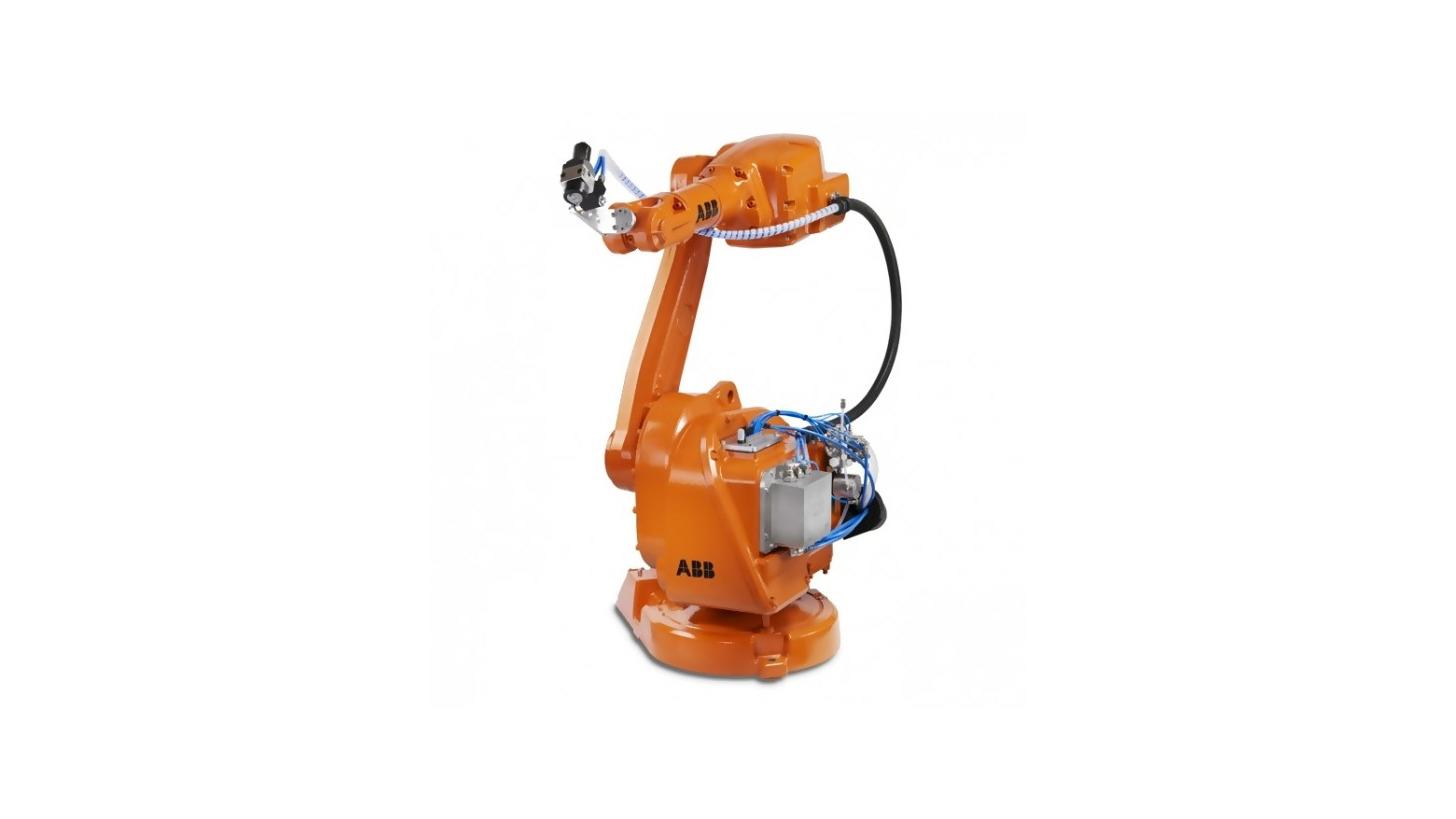 Logo Industrieroboter IRB 52