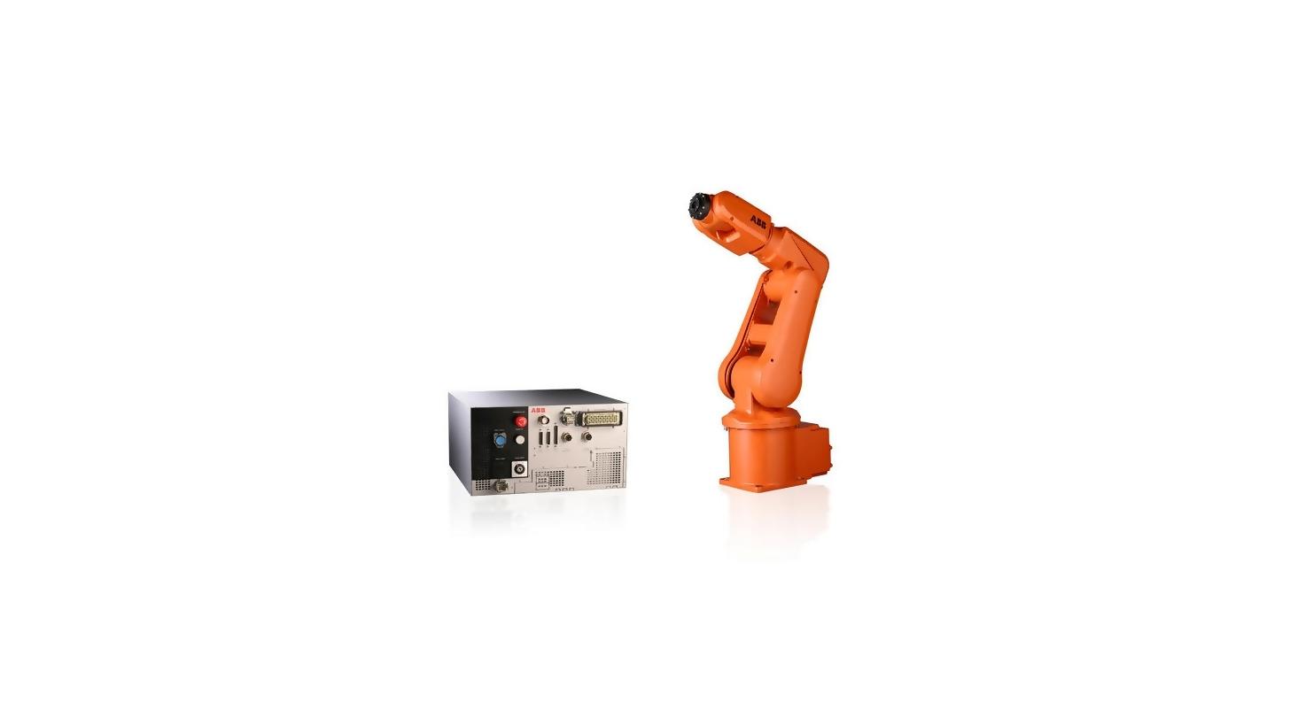 Logo Industrial robot IRB 120