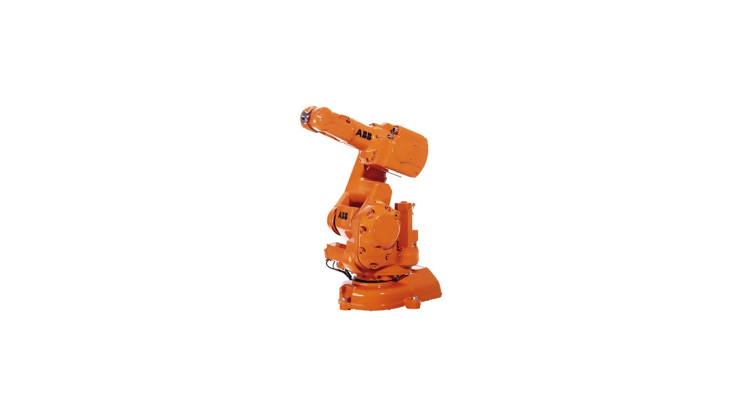 Logo Industrial robot IRB 140
