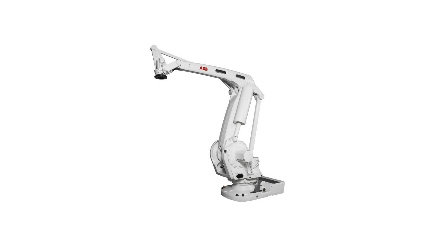 Logo Industrial robot IRB 660