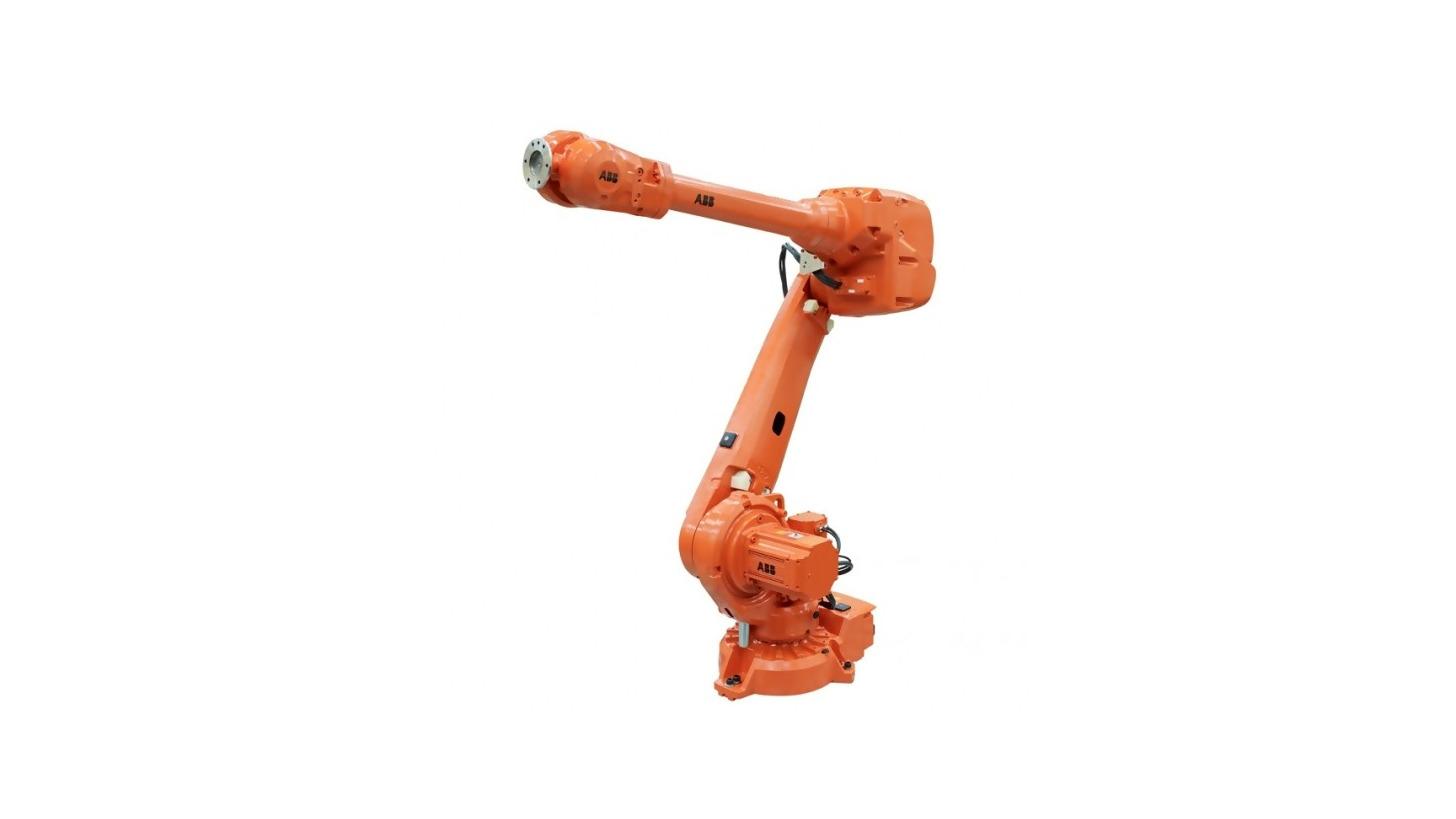 Logo Industrieroboter IRB 4600
