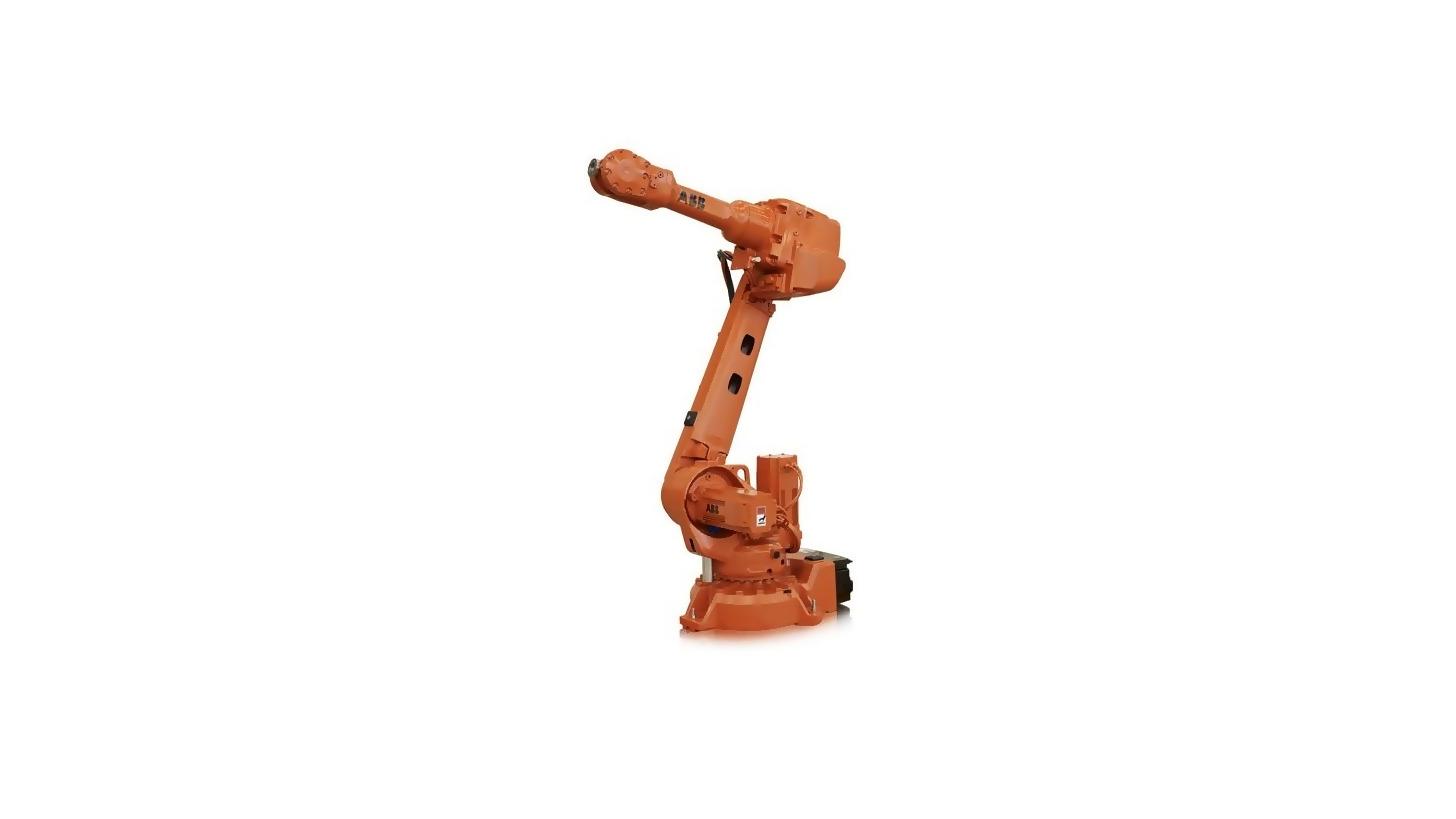 Logo Industrieroboter IRB 2600