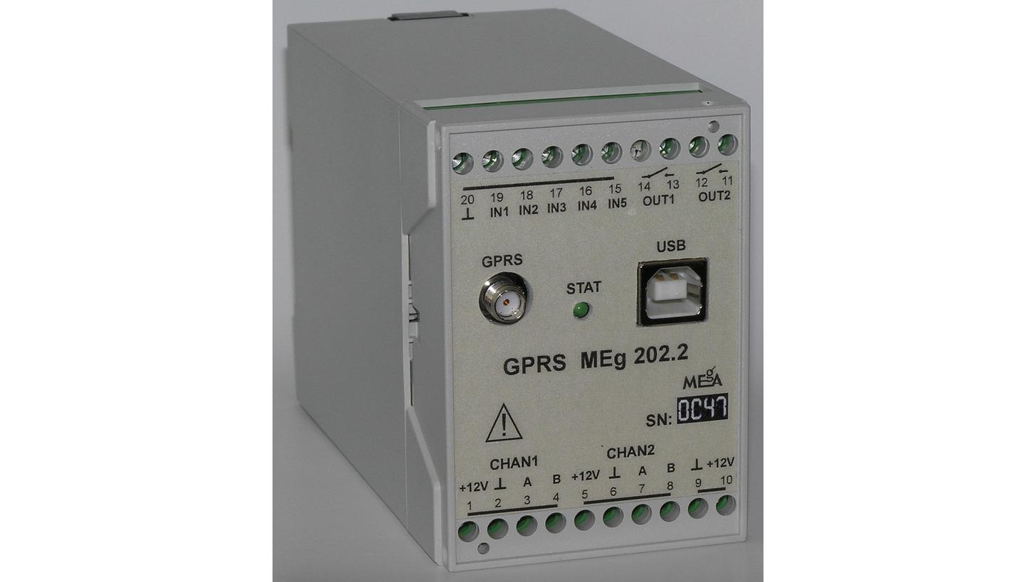 Logo Communication unit GPRS MEg202.2