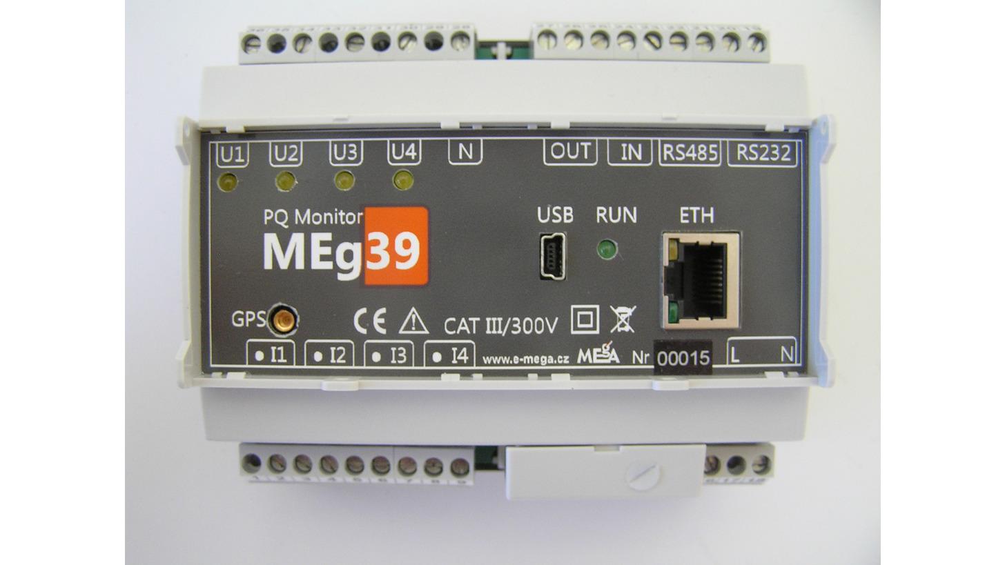 Logo PQ Monitor MEg39