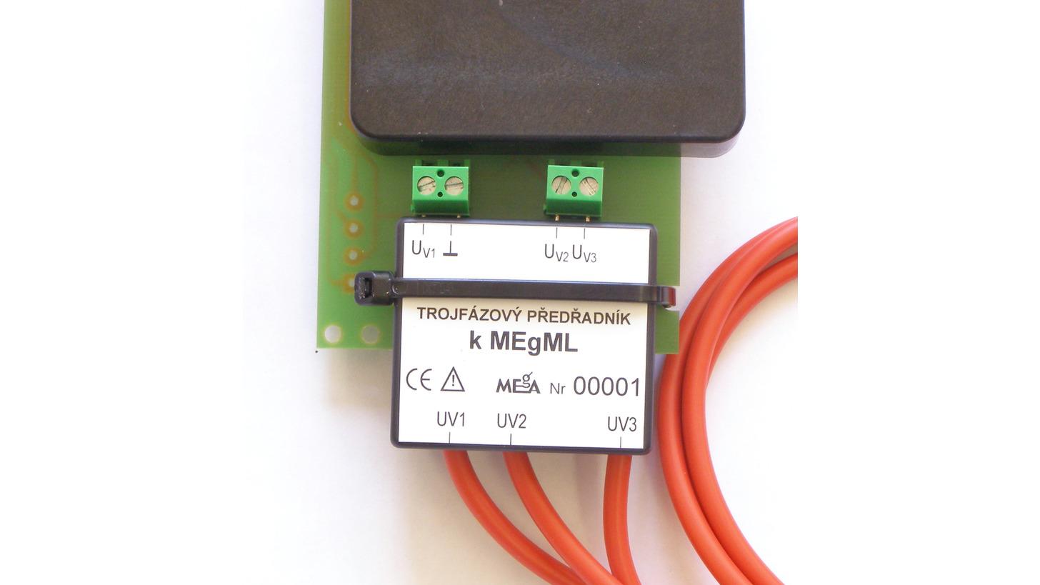 Logo Output feeder monitor MEg71