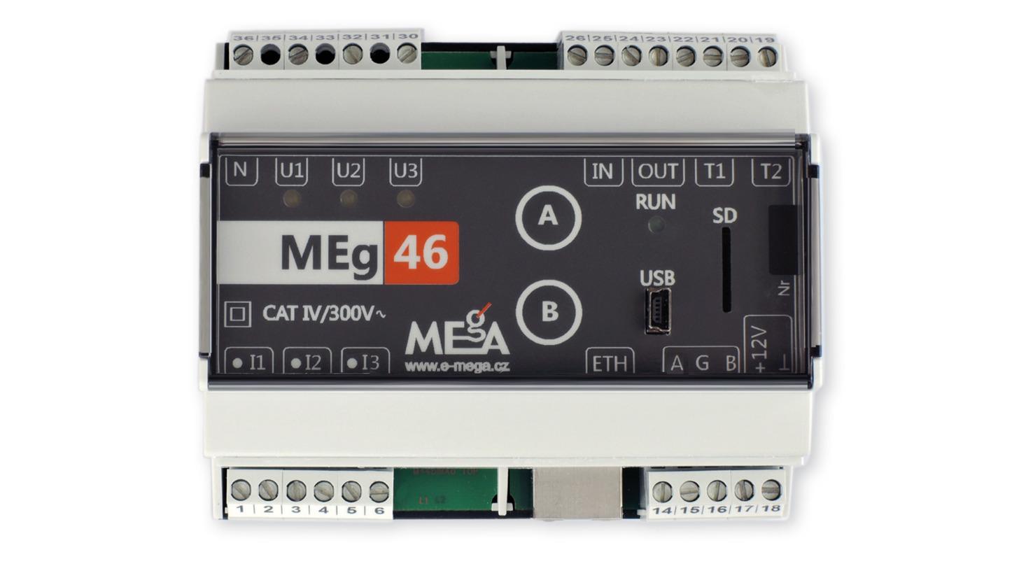 Logo Monitor MEg46DIN