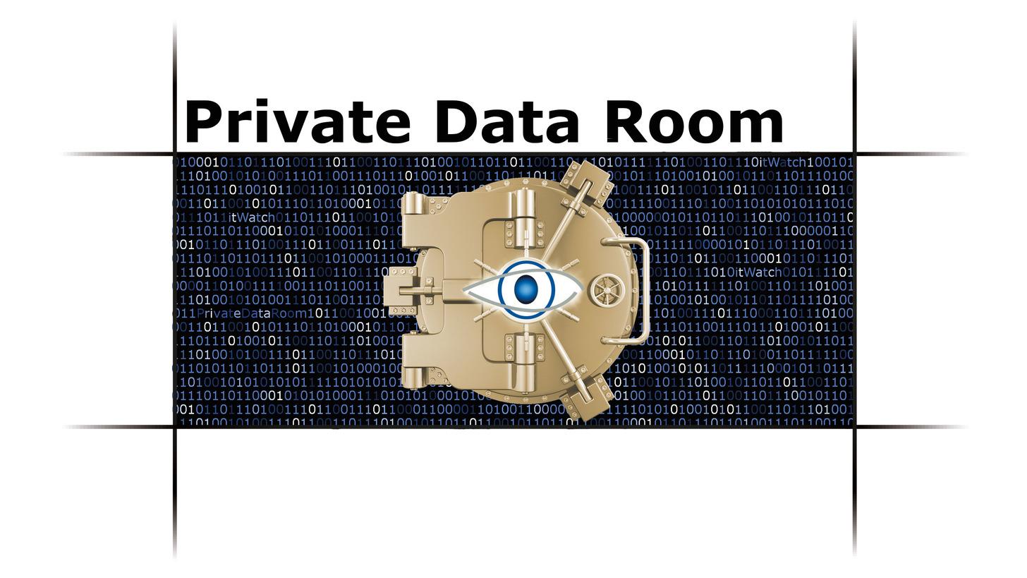 Logo Private Data Room