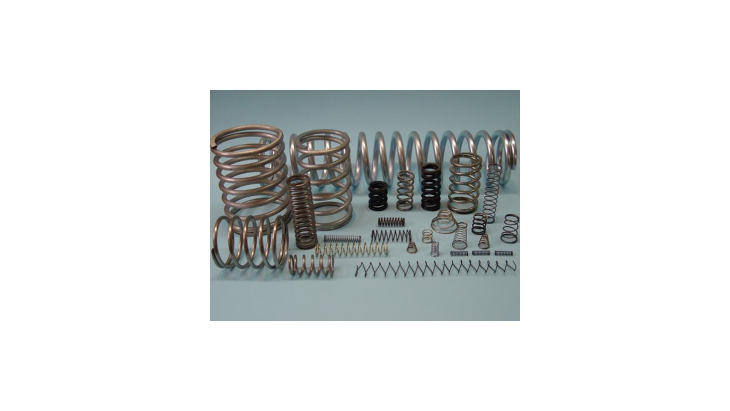 Logo compression springs / extension springs / torsion springs