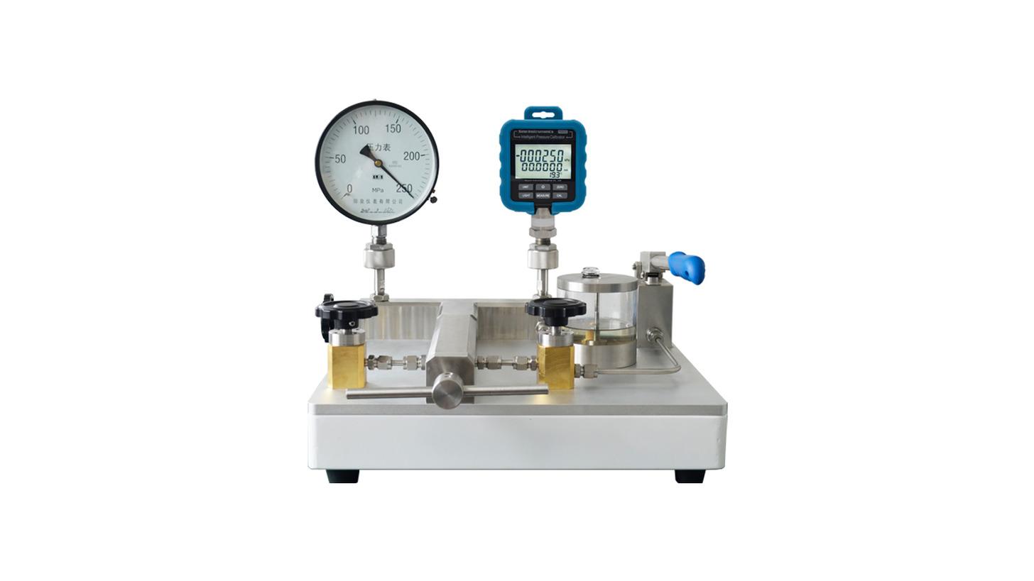 Logo HS706 Hydraulic High Pressure Calibratio