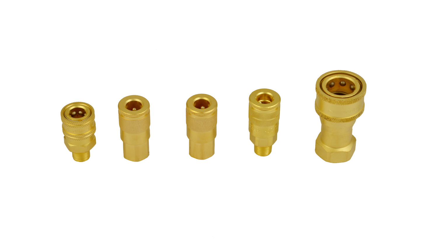 Logo Quick Connect Couplings