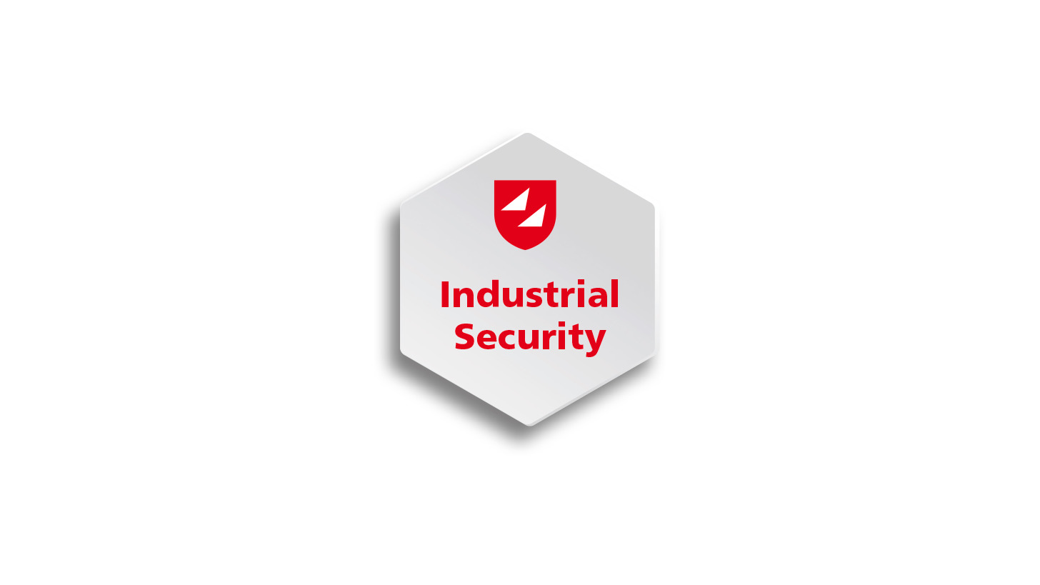 Logo Industrial Security