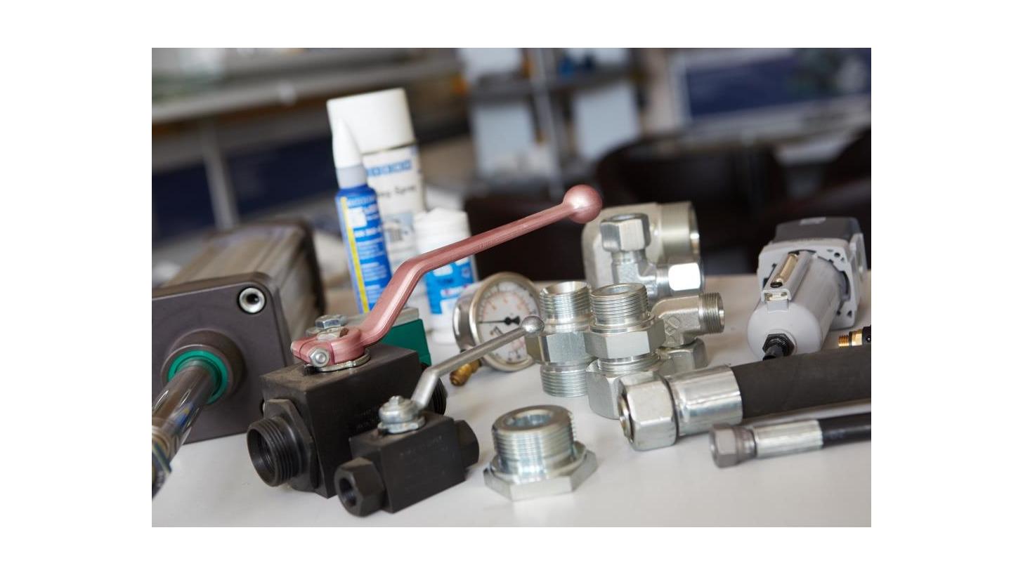 Logo Hydraulic spare parts