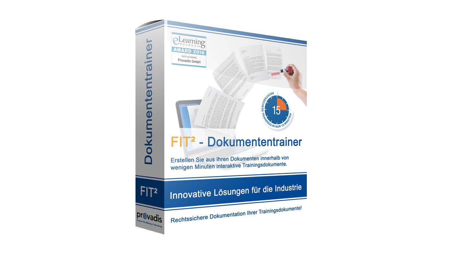 Logo FIT² Dokumententrainer