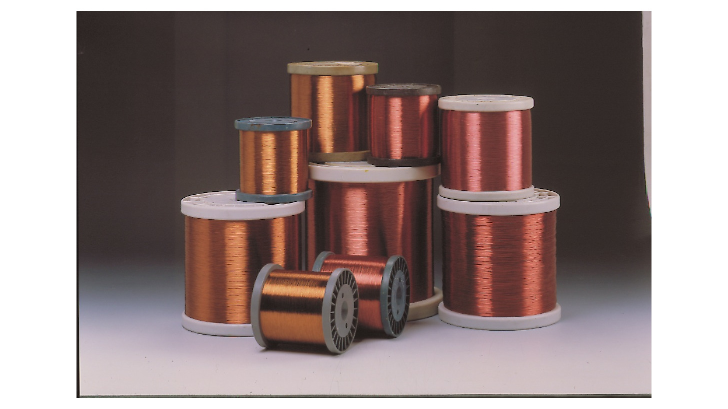 Logo Copper enamelled wires
