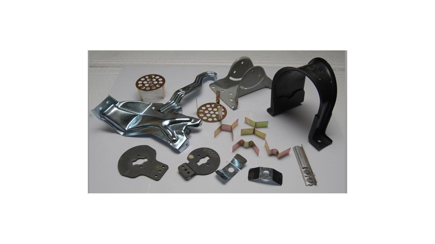 Logo Customized Metal Parts