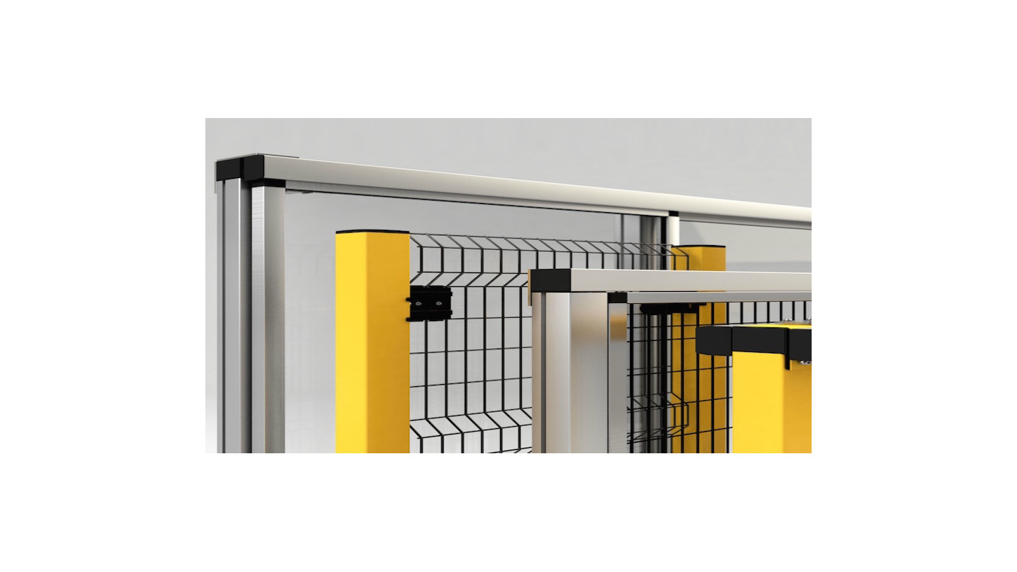 Logo SAFETY GUARDS AND MODULAR SYSTEMS