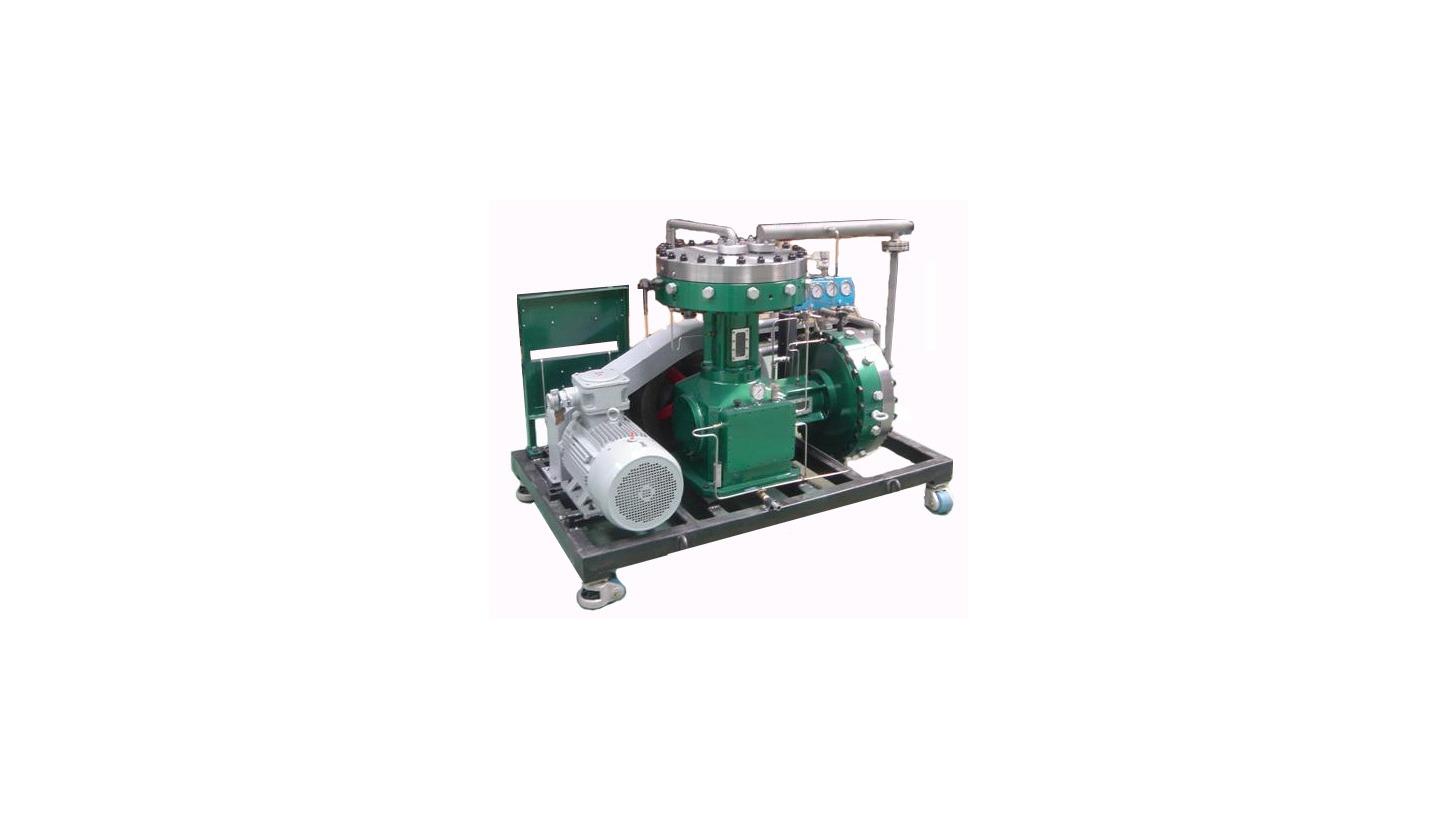 Logo Diaphragm (Membrane) Compressors