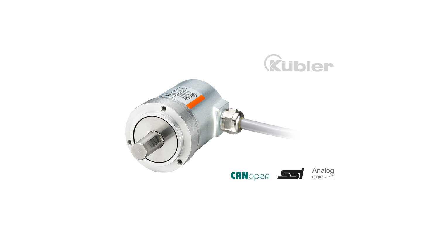 Logo Multiturn encoders for harsh environment