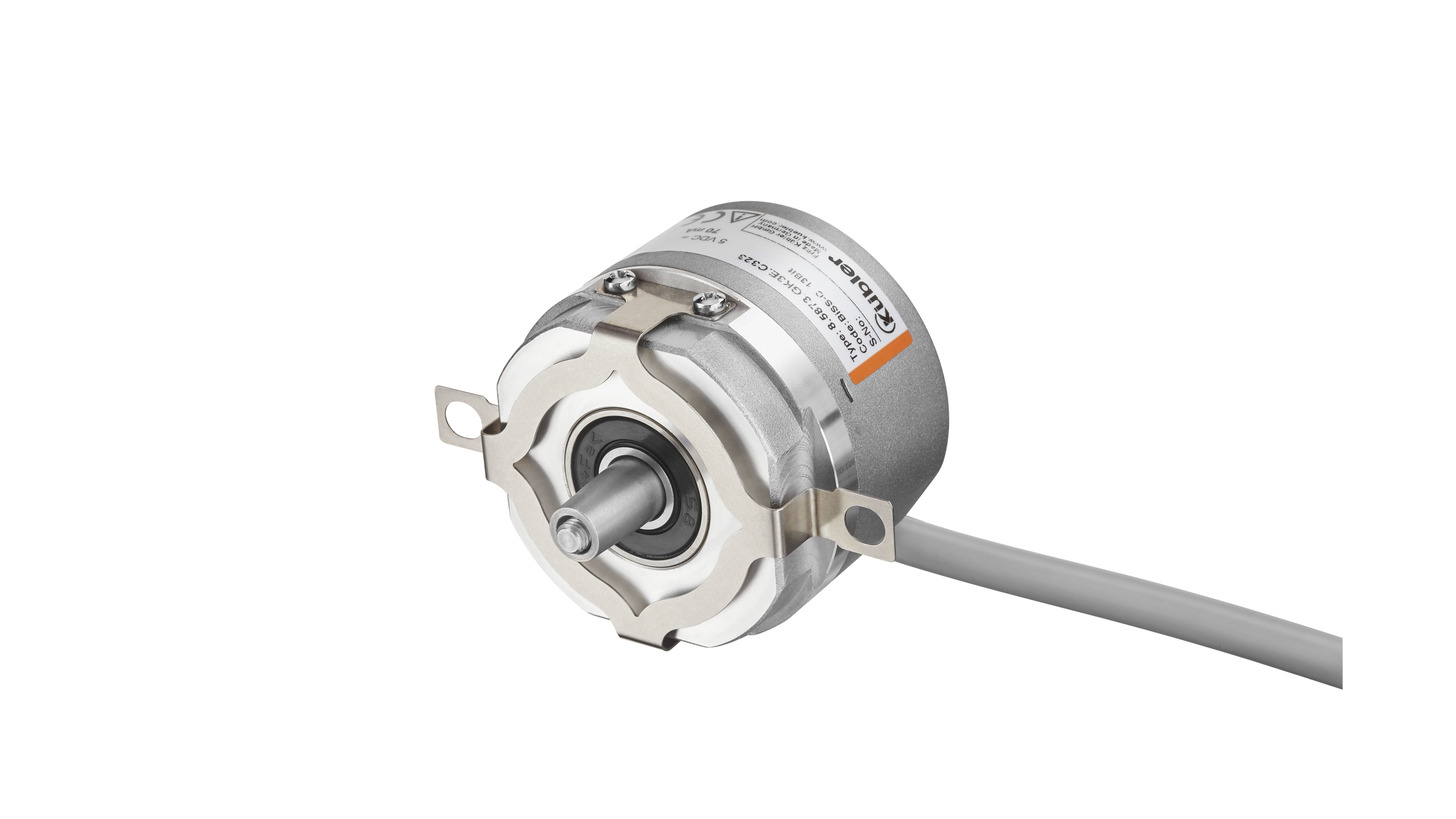 Logo Motor-Line Encoders for gearless drives