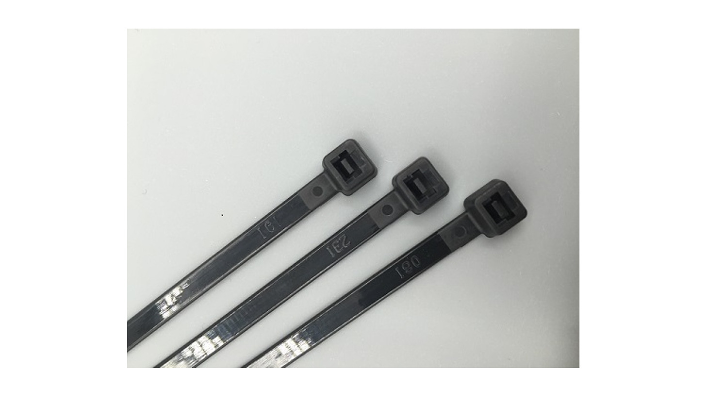 Logo Traditional Nylon Cable Ties