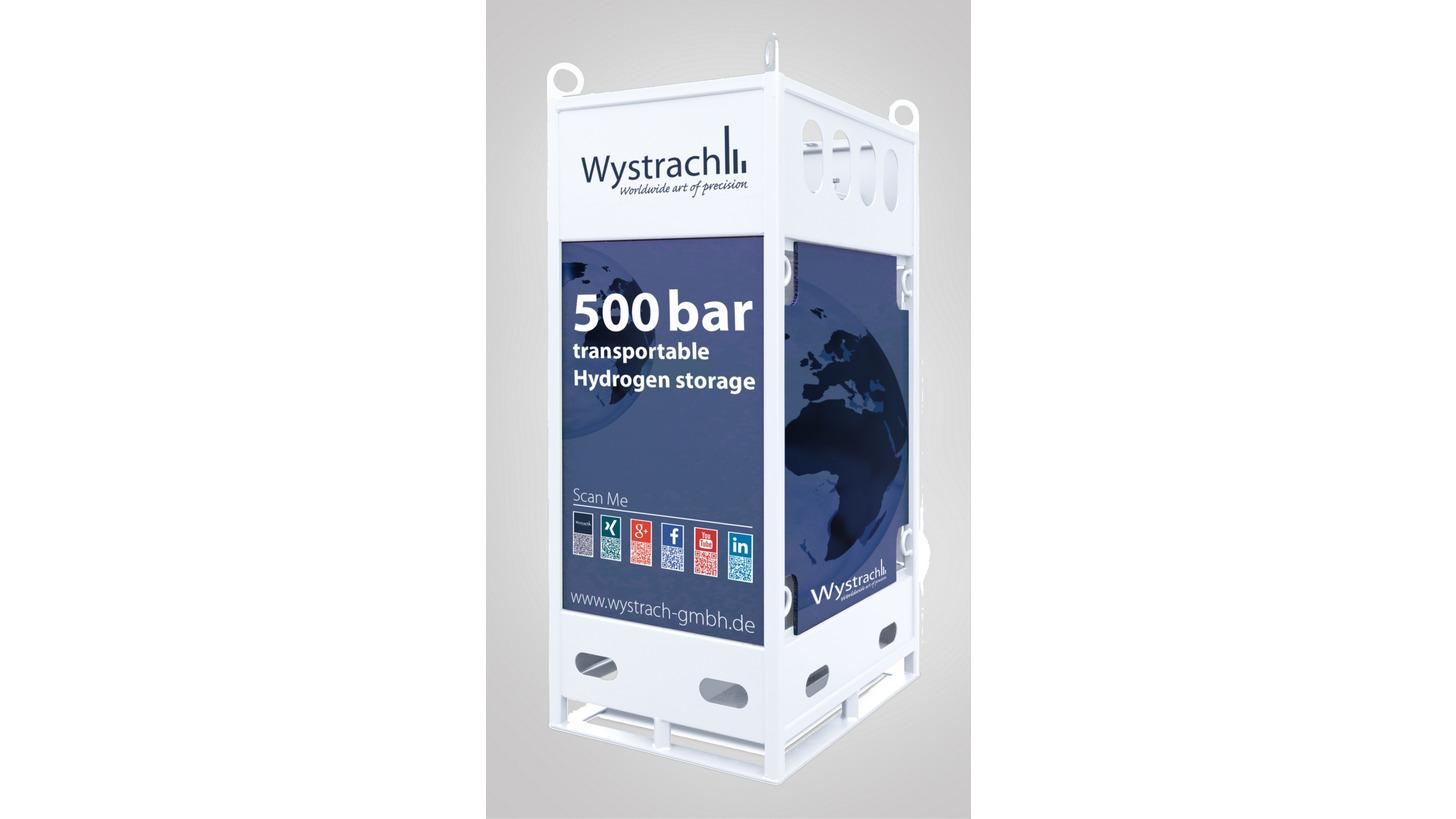 Logo 500bar Hydrogen Storage