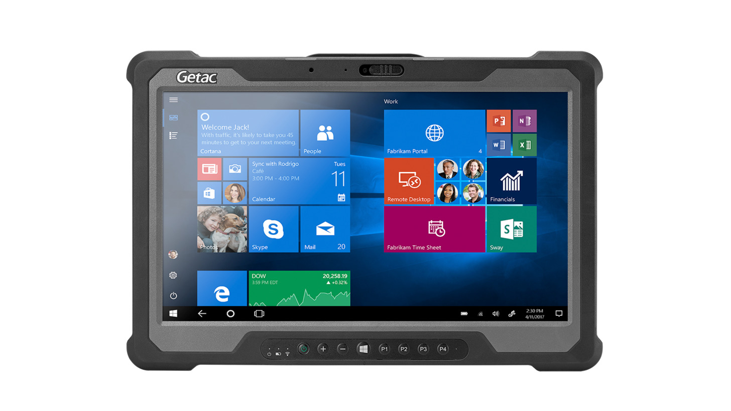 Logo Getac A140 - Fully Rugged Tablet