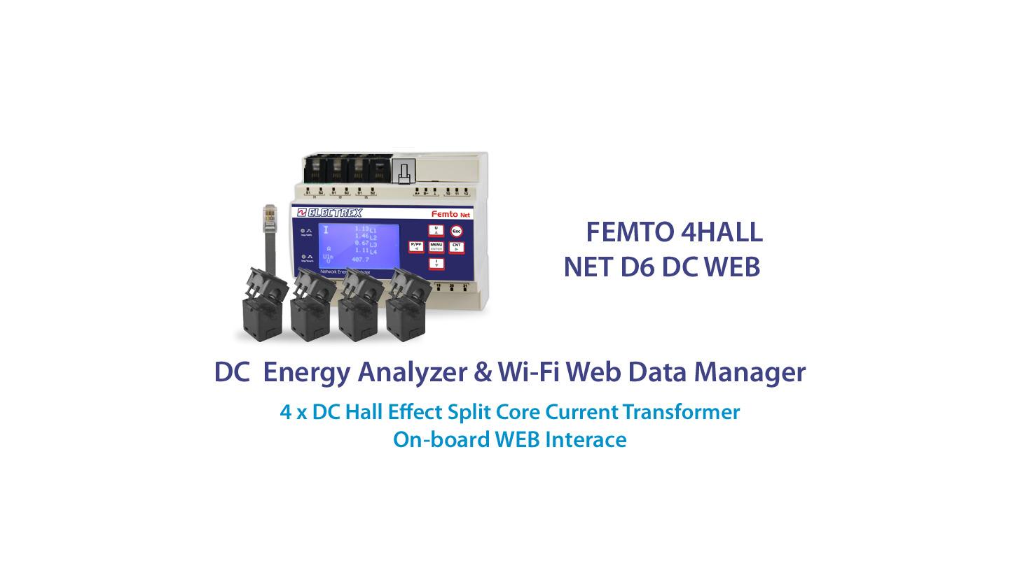 Logo FEMTO 4HALL NET D6 DC WEB