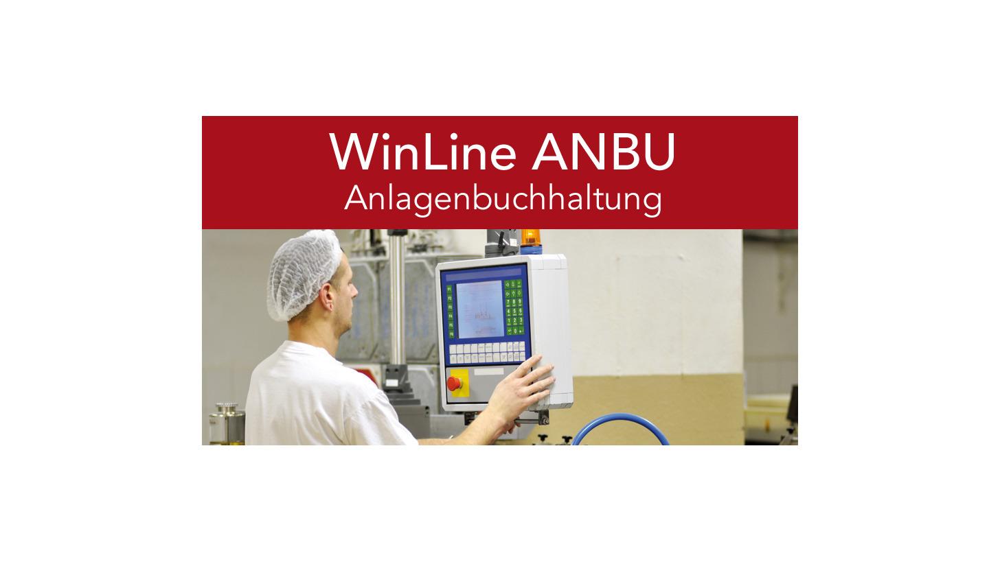 Logo WinLine ANBU