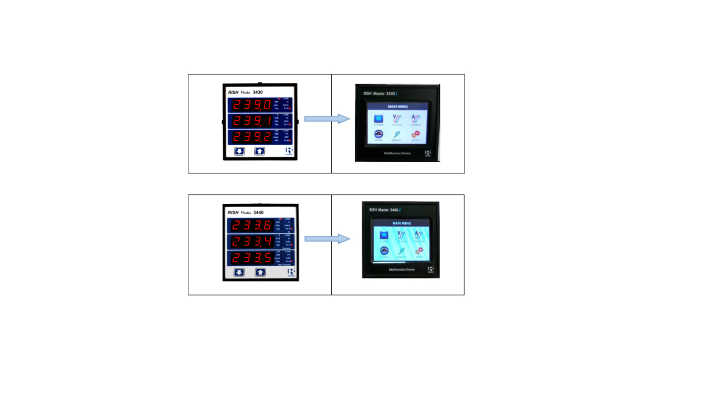 Logo Touchscreen MFMs 3440i and 3430i