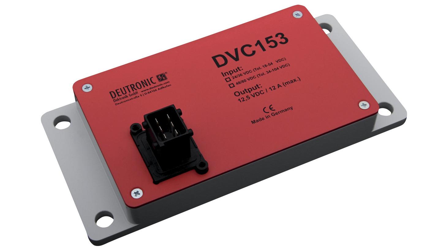 Logo DVC153