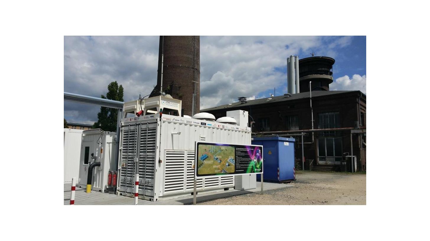 Logo Power-to-Gas Energy Storage
