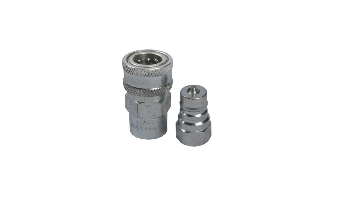 Logo Couplings for Agricultural Applications