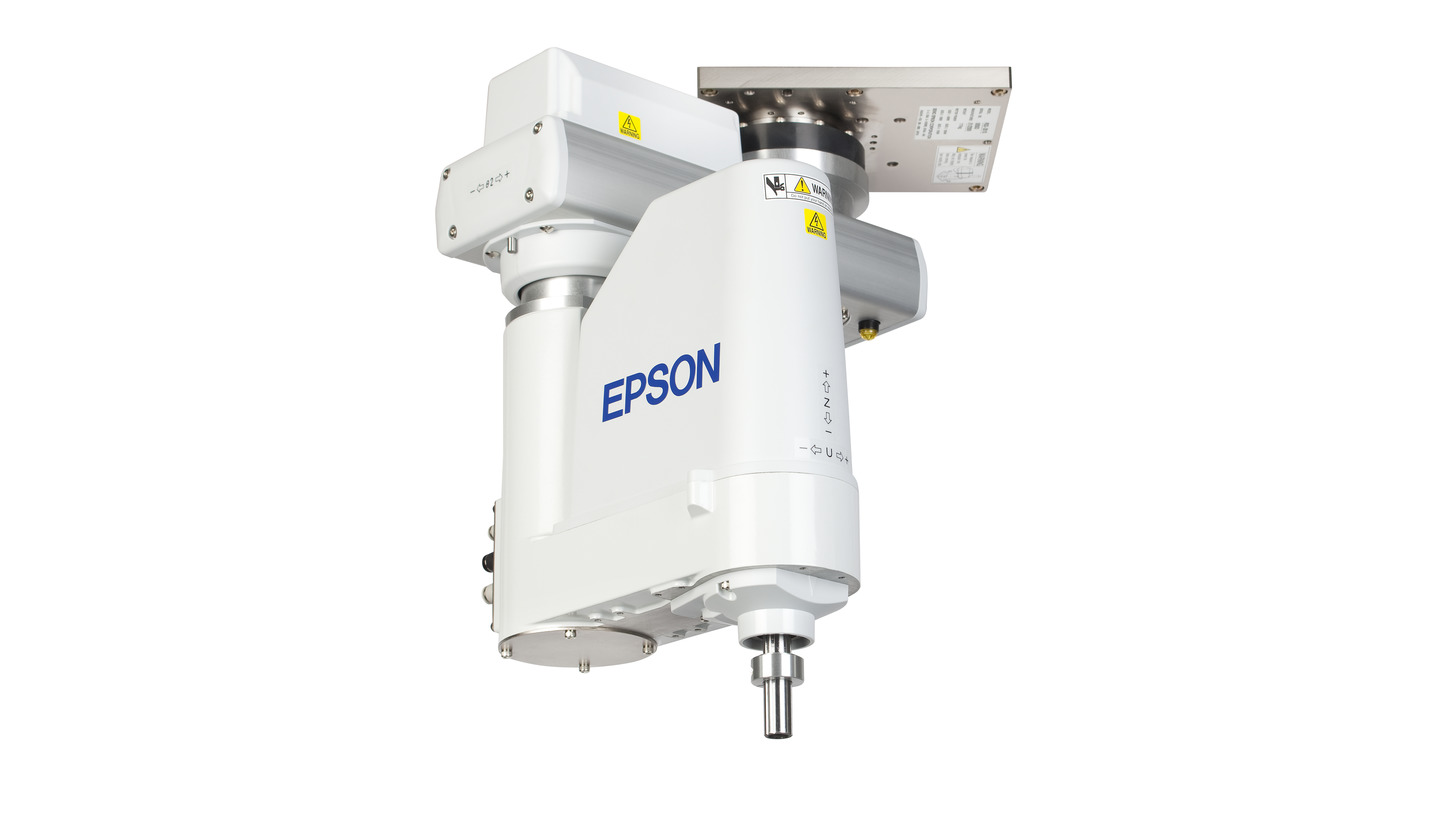 Logo Epson Spider from RS serie