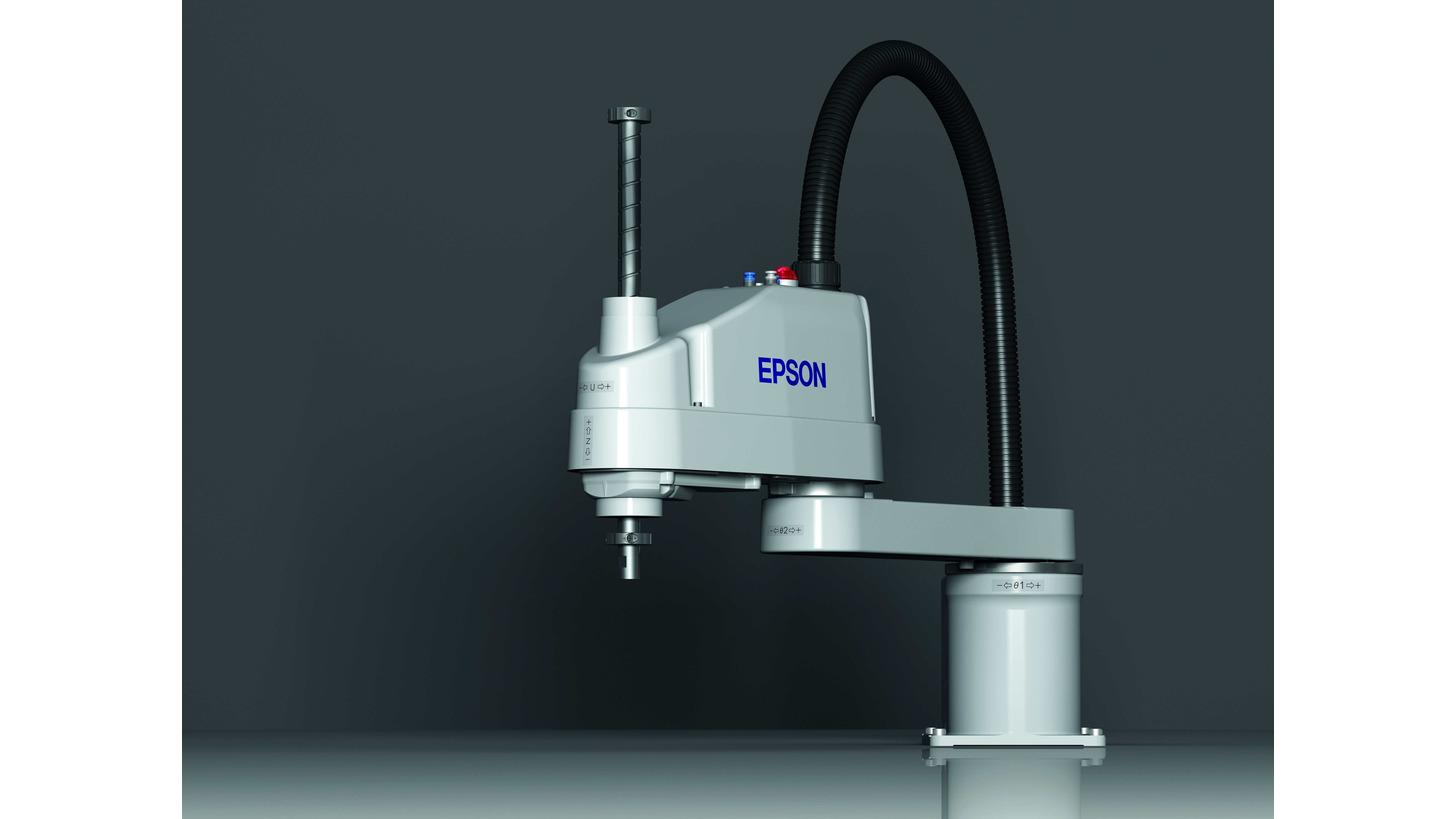 Logo Epson SCARA Light LS